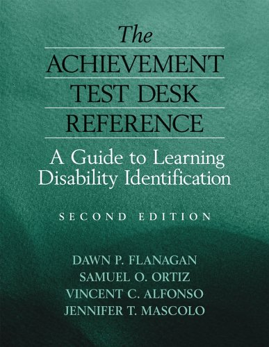 The Achievement Test Desk Reference: A Guide to Learning...