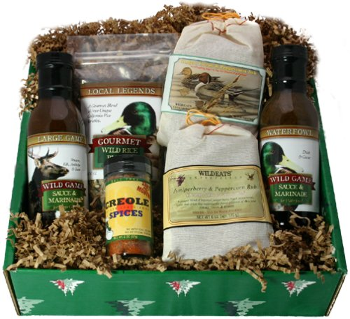 The Outdoorsman Gourmet Gift Box