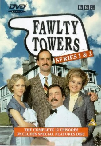 Fawlty Towers – Series 1 & 2 [1975] [DVD]