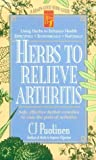 img - for Herbs to Relieve Arthritis (Keats Good Herb Guide) book / textbook / text book