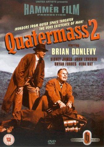 Quatermass II [DVD] [1957]