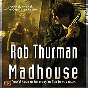 Madhouse Hörbuch