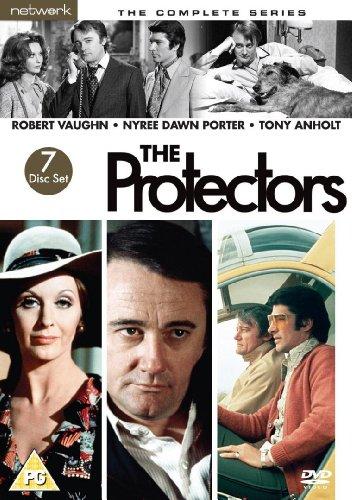 The Protectors: The Complete Series [DVD] [Edizione: Regno Unito]