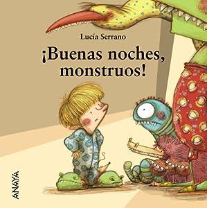 buenas noches monstruos y más de 950 000 libros están