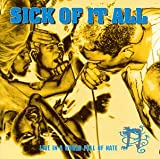 CD - Live in a World Full of Hate von Sick of It All