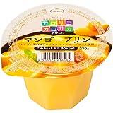 【ケース販売】たらみ カロリコカロリカデザート 80kcal マンゴープリン 230g×6個