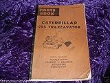 img - for Caterpillar 955 Traxcavator OEM Parts Manual 60A8413-13741 book / textbook / text book
