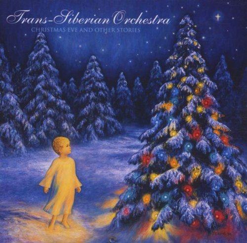 Original album cover of Christmas Eve and Other Stories by Trans-Siberian Orchestra