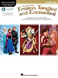 Songs from Frozen, Tangled and Enchanted: Violin (Hal Leonard Instrumental Play-Along)