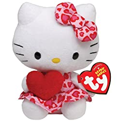 [Best price] Stuffed Animals & Plush - Ty Hello Kitty - Heart - toys-games