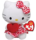 Ty Hello Kitty - Heart