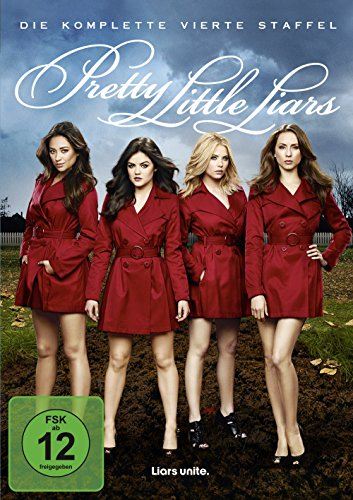Pretty Little Liars - Die komplette vierte Staffel [5 DVDs] hier kaufen