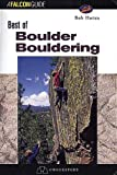 Falcon Guide Best of Boulder Bouldering (Rock Climbing)