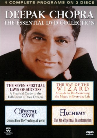 Deepak Chopra-The Essential DVD Collection