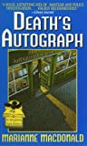 Death's Autograph (Antiquarian Book Mysteries)
