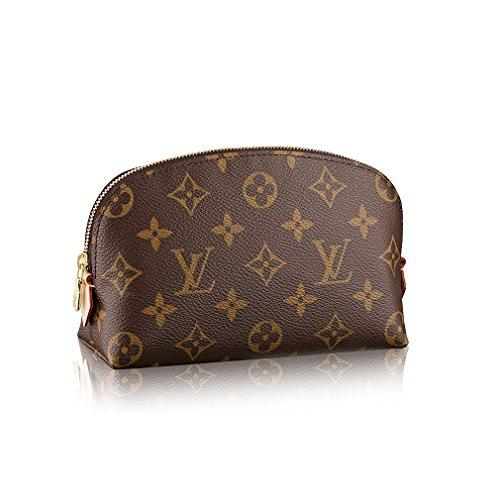 Louis Vuitton Monogram Canvas Cosmetic Pouch M47515 (Louis Vuitton Shoes For Women compare prices)