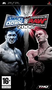 WWE Smackdown vs Raw 2006 (PSP)