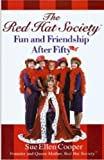 The Red Hat Society fun and friendship after fifty Large Print Home Library Edition Doubleday hardba