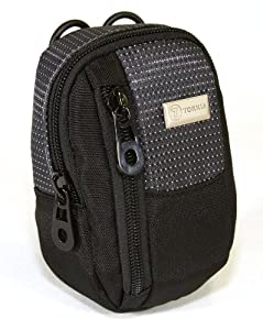 Canon G15 Case - Compact Padded Case for Canon G15 by Torkia