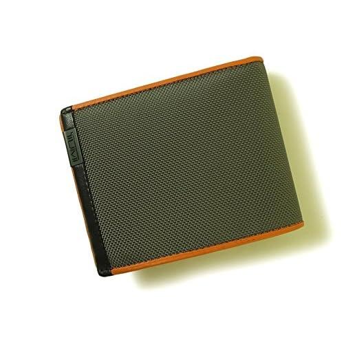 (トゥミ)TUMI 財布 メンズ ALPHA 二つ折り (グレー) 19237GOR TM-152 [並行輸入品]