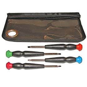 Triangle Head Screwdriver Set (4pc)