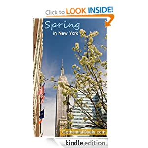 A Guide to Spring in New York City Andrea Zuniga