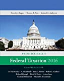 img - for Prentice Hall's Federal Taxation 2016 Comprehensive (29th Edition) book / textbook / text book