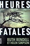 Heures fatales (2207239357) by Rendell, Ruth
