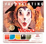 Face Painting Book/Book and Paints (Klutz)