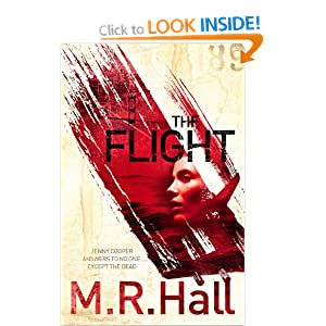 The Flight - M R Hall