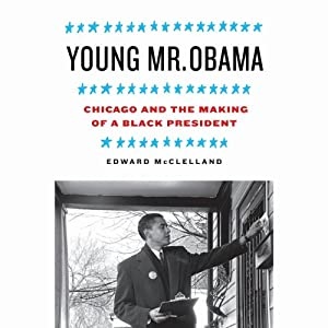 Young Mr. Obama Audiobook