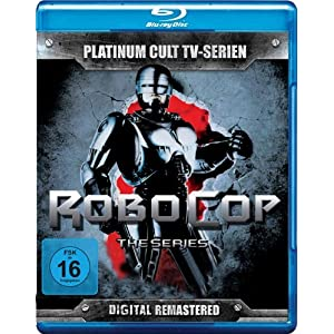 Platinum Cult TV-Serien: Robocop-the Series [Blu-ray] [Import allemand]