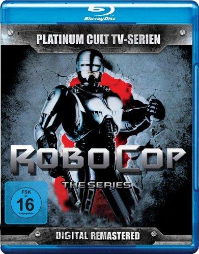 RoboCop: The Series (Platinum Cult TV-Serien 01) (+ Bonus-DVD) [Blu-ray]