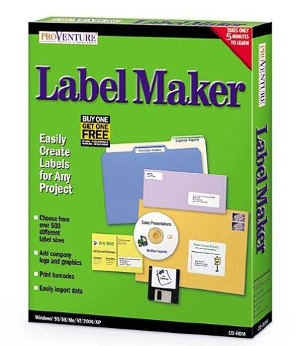 Proventure Label MakerB00006JJNA