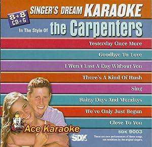 The Carpenters (Karaoke CDG)