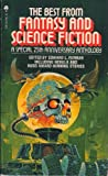 The Best from Fantasy and Science Fiction: A Special 25th Anniversary Anthology (0441054609) by Theodore Sturgeon