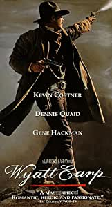 Wyatt Earp [VHS]
