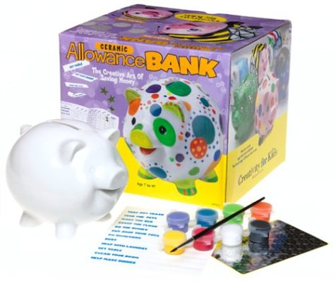 Creativity for Kids Allowance Bank