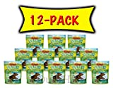 Zukes Supers All Natural Nutritious Soft Superfood Dog Treat - 6 Ounce, 12 Pack