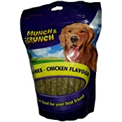 Super Dog Munch And Crunch Chicken Sticks (Pack Of 2)