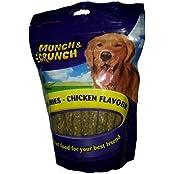 Super Dog Munch And Crunch Chicken Sticks (Pack Of 2)