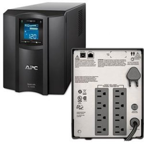 Apc #Smc1500 Apc Smart-Ups C 1500Va Lcd 120V