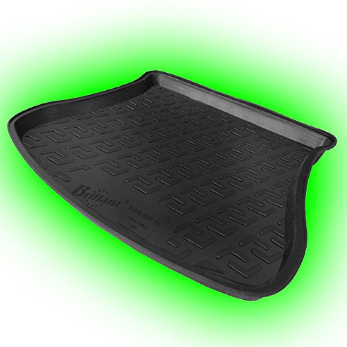 Laderaumwanne Kofferraumwanne passend für Opel Corsa D Baujahr 2006- Schalenmatte Kofferraummatte Kofferraumschutz Hundeschutzmatte