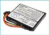 Rechargeable Battery 1000mAh For TomTom AHL03711022, Go 820, 4EH51, VF6M, 4ER51, Go Live 820, 4EJ51