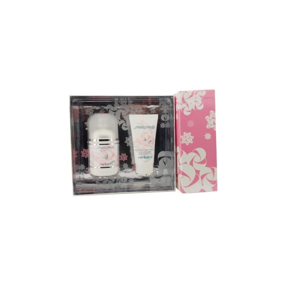 ANAIS ANAIS by Cacharel Perfume Gift Set for Women (SET EDT SPRAY 3.4 OZ & BODY LOTION 1.7 OZ)