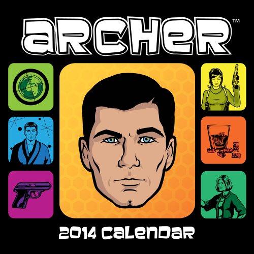 Archer 2014 Wall Calendar