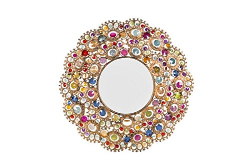 espejo-redondo-de-pared-de-cristal-con-almohadillas-de-colores-etnico-chic