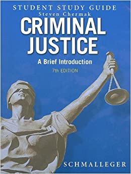 criminal justice study guide Comprehensive list of accredited online schools - criminal justice degrees ( 284)  to graduate-level study for individuals considering the master's degree.