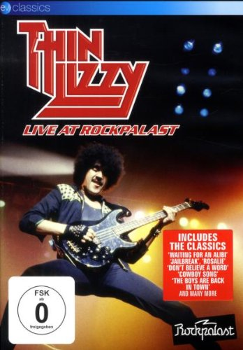 Thin Lizzy - Live at Rockpalast [Edizione: Germania]