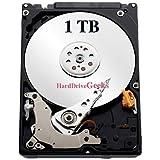 1TB Hard Drive For Dell XPS-15 XPS-15 (L501x) XPS-15 (L502x) XPS-15 (L521x) XPS-15z (L511z) XPS-17 (L701x) XPS...